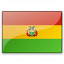 Flag Bolivia Icon 64x64