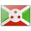 Flag Burundi Icon 64x64