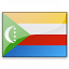 Flag Comoros Icon 64x64