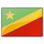 Flag Congo Republic Icon 64x64