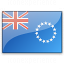 Flag Cook Islands Icon 64x64