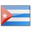 Flag Cuba Icon 64x64