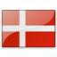Flag Denmark Icon 64x64
