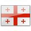 Flag Georgia Icon 64x64