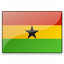 Flag Ghana Icon 64x64
