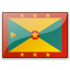 Flag Grenada Icon 64x64
