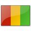 Flag Guinea Icon 64x64