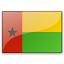 Flag Guinea Bissau Icon 64x64