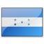 Flag Honduras Icon 64x64