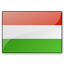 Flag Hungary Icon 64x64