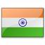 Flag India Icon 64x64