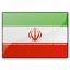 Flag Iran Icon 64x64