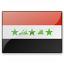 Flag Iraq Icon 64x64