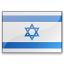 Flag Israel Icon 64x64