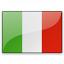 Flag Italy Icon 64x64