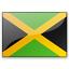 Flag Jamaica Icon 64x64