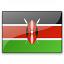 Flag Kenya Icon 64x64