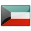 Flag Kuwait Icon 64x64