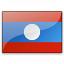 Flag Laos Icon 64x64
