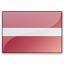 Flag Latvia Icon 64x64