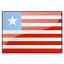 Flag Liberia Icon 64x64