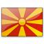 Flag Macedonia Icon 64x64