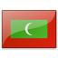 Flag Maldives Icon 64x64