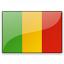 Flag Mali Icon 64x64