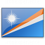 Flag Marshall Islands Icon 64x64