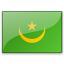 Flag Mauritania Icon 64x64