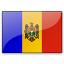 Flag Moldova Icon 64x64