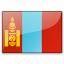 Flag Mongolia Icon 64x64