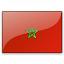 Flag Morocco Icon 64x64