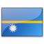 Flag Nauru Icon 64x64