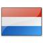 Flag Netherlands Icon 64x64