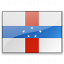Flag Netherlands Antilles Icon 64x64