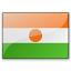 Flag Niger Icon 64x64