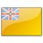Flag Niue Icon 64x64