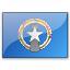 Flag Northern Mariana Islands Icon 64x64