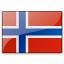 Flag Norway Icon 64x64
