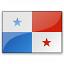 Flag Panama Icon 64x64