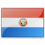 Flag Paraguay Icon 64x64