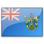 Flag Pitcairn Islands Icon 64x64