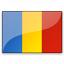 Flag Romania Icon 64x64