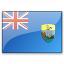 Flag Saint Helena Icon 64x64