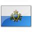 Flag San Marino Icon 64x64