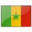 Flag Senegal Icon 64x64