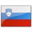 Flag Slovenia Icon 64x64