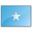 Flag Somalia Icon 64x64