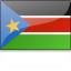 Flag South Sudan Icon 64x64